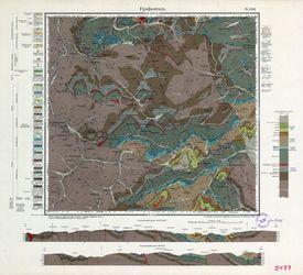 [5433] Gräfenthal (russ) Thematische Karten - Physische Karten
