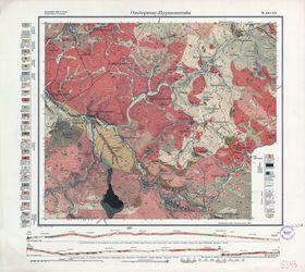 [5346 5347] Olbernhau (russ) Thematische Karten - Physische Karten