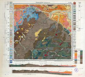 [5333] Blankenburg (Schwarzatal) (russ) Thematische Karten - Physische Karten