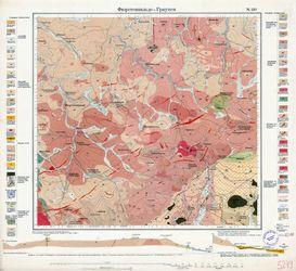 [5249] Fürstenwalde-Graupen (russ) Thematische Karten - Physische Karten