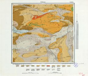 [4831] Gebesee (russ) Thematische Karten - Physische Karten