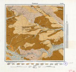 [4830] Tennstedt (russ) Thematische Karten - Physische Karten