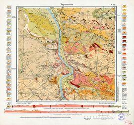 [4746] Hirschstein (russ) Thematische Karten - Physische Karten