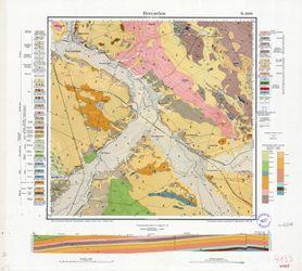 [4133] 2308 Wegeleben Thematische Karten - Physische Karten