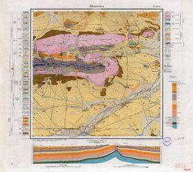 [4032] 2234 Schwanebeck Thematische Karten - Physische Karten