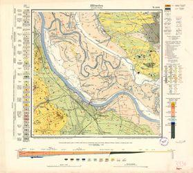 [3936] 2168 Schoenebeck Thematische Karten - Physische Karten