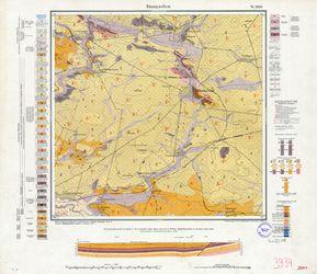 [3934] 2166 Wanzleben Thematische Karten - Physische Karten