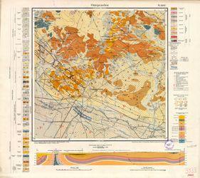 [3933] 2165 Oschersleben Thematische Karten - Physische Karten