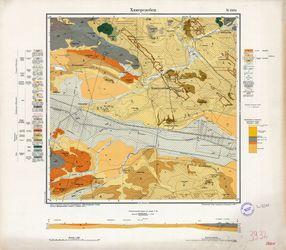 [3932] 2164 Hamersleben Thematische Karten - Physische Karten