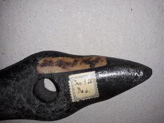 Felsgesteinaxt, unbekannt