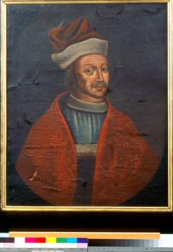 Gemälde Rubenow, Heinrich