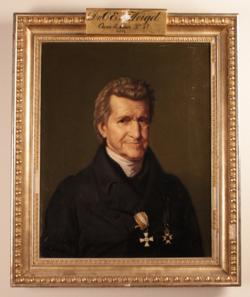 Gemälde Weigel, Christian Ehrenfried von