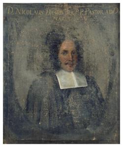 Gemälde Dassow, Nicolaus