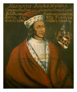 KU000224; Rubenow, Heinrich; Gemälde
