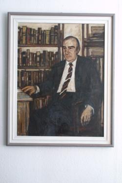 Gemälde Zobel, Hans-Jürgen