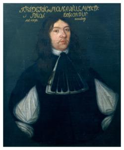 KU000190; Monau, Friedrich; Gemälde