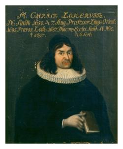 Gemälde Lokervitz, Christian