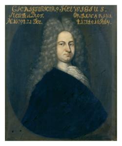 KU000136; Helwig, Christoph jun.; Gemälde