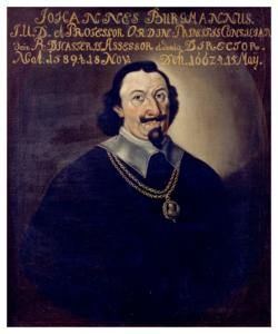 Gemälde Burgmann, Johann