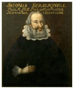 Gemälde Gerschow, Jacob