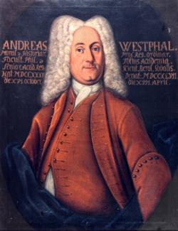 Gemälde Westphal, Andreas