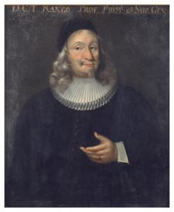 KU000101; Rango, Konrad Tiburtius; Gemälde