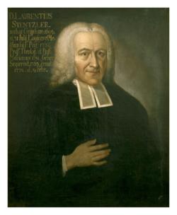 Gemälde Stenzler, Lorenz