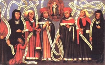 KU000107; Rubenow-Tafel (Kopie); Gemälde