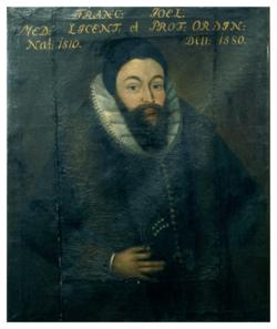 KU000090; Joel, Franz; Gemälde