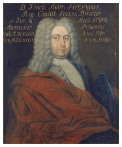 Gemälde Helwig, Joachim Andreas