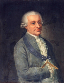 Gemälde Dähnert, Johann Carl