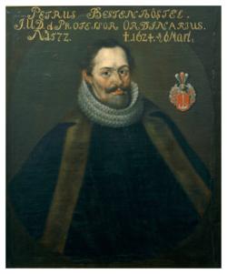 Gemälde Bestenbostel, Petrus