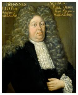 KU000055<br>Schack, Johannes<br>Gemälde