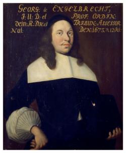 Gemälde Engelbrecht, Georg