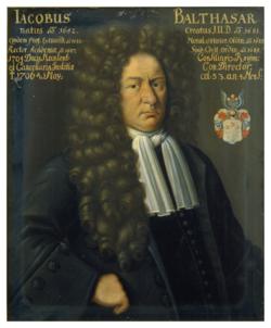 Gemälde Balthasar, Jacob