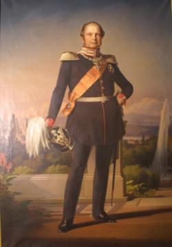 Gemälde Friedrich Wilhelm IV., König von Preußen