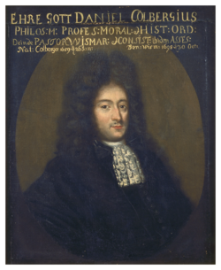 Gemälde Colberg, Ehregott Daniel
