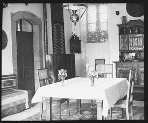 Glasplattendia Untere Halle von SW [Deutsches Palästinainstitut, Jerusalem]