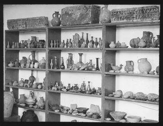 Glasplattendia Museum des Instituts, Jerus. [Deutsches Palästinainstitut, Jerusalem]