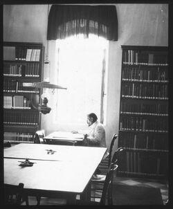 Glasplattendia Bibliothek des Inst. (Holdermann) [Deutsches Palästinainstitut, Jerusalem]