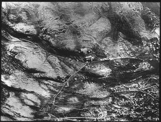 Glasplattendia Ölbergkette v. O [???] [Jerusalem, Umgebung]