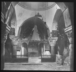 Glasplattendia Helenakapelle [Jerusalem]