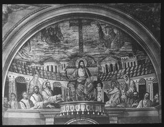 Glasplattendia Rom, S. Prudenziana