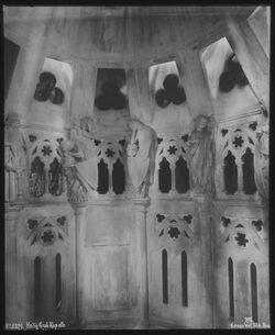 Glasplattendia Heiliges Grab in der Mauricius Kap. z. Konstanz