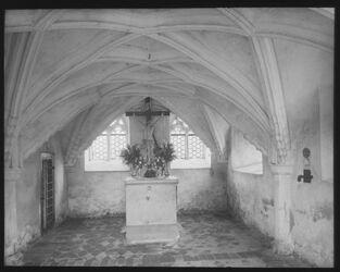 Glasplattendia Unterkapelle zum hl Kreuz, Görlitz