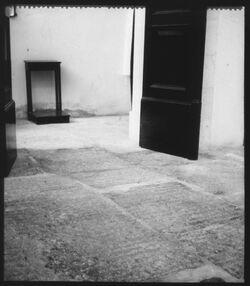 A XIII 3; Glasplattendia; Dornenkrönungskapelle [Jerusalem]