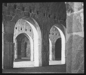 Glasplattendia Ställe Salomos [Jerusalem]