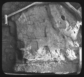 Glasplattendia Rock Moriah [Jerusalem]
