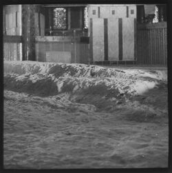 Glasplattendia Heiliger Felsen [Jerusalem]