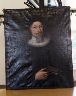 KU000221; Michaelis, Johann; Gemälde